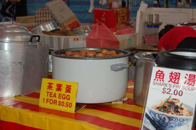 Tea Eggs Are Delicious!