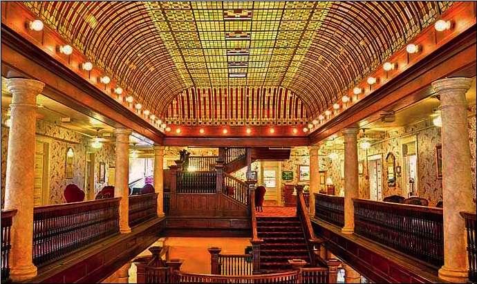Hotel Boulderado – History, luxury, and good tea