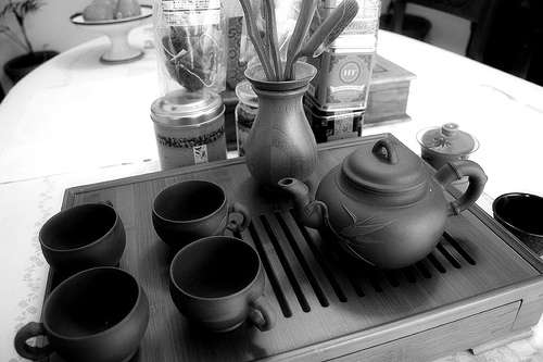 Tea art, tea ceremony, and chado: Part 1