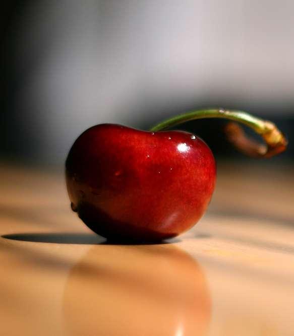 Life is a bowl of Darjeeling … and cherries