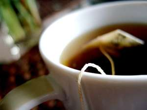 A word or two about tea bags