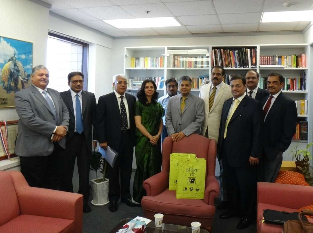 A tea delegation to Taiwan