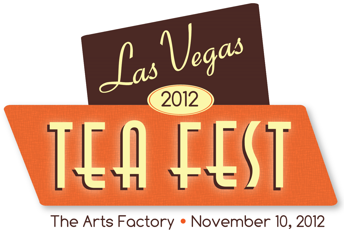 Why a tea fest in Las Vegas?