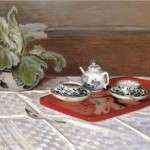 Monet's The Tea Set