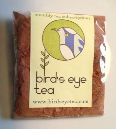 Bird's Eye Tea: Handcrafted organic teas and tisanes perfect for cooler days