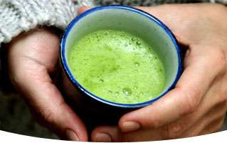 A contemporary shift in matcha
