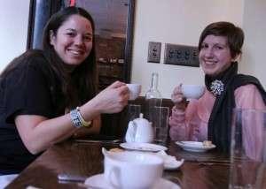 sharing-tea