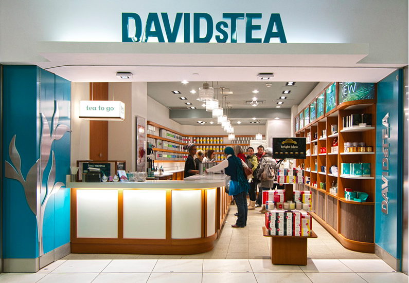 "David's Tea: The new ""Starbucks"" of tea?"