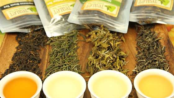 Empowering tea retailers through online cupping sessions and auctions