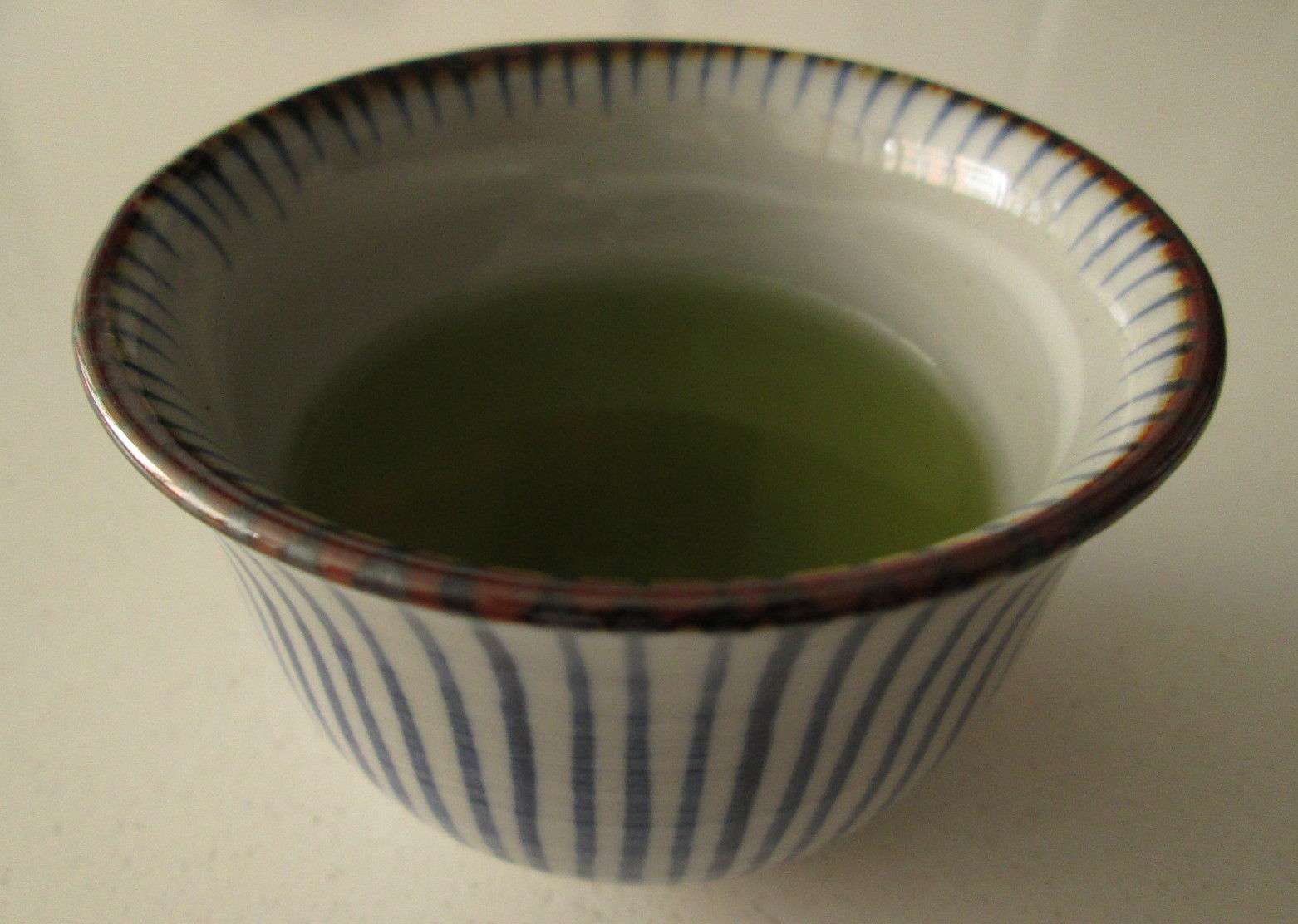 Fukamushi Sencha, taking steaming a step further:
