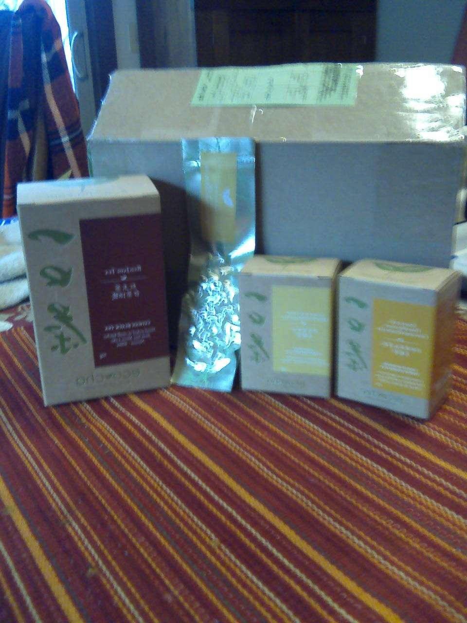 Eco-Cha: A tale of two teas