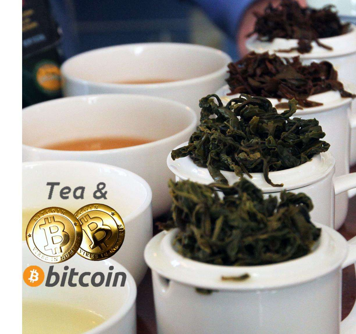 What's Bitcoin & what''s tea gotta do with It?