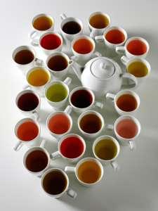 How to succeed in tea