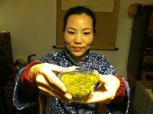 Tea Tasting in Hangzhou Province