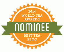 Best Tea Blog nominee