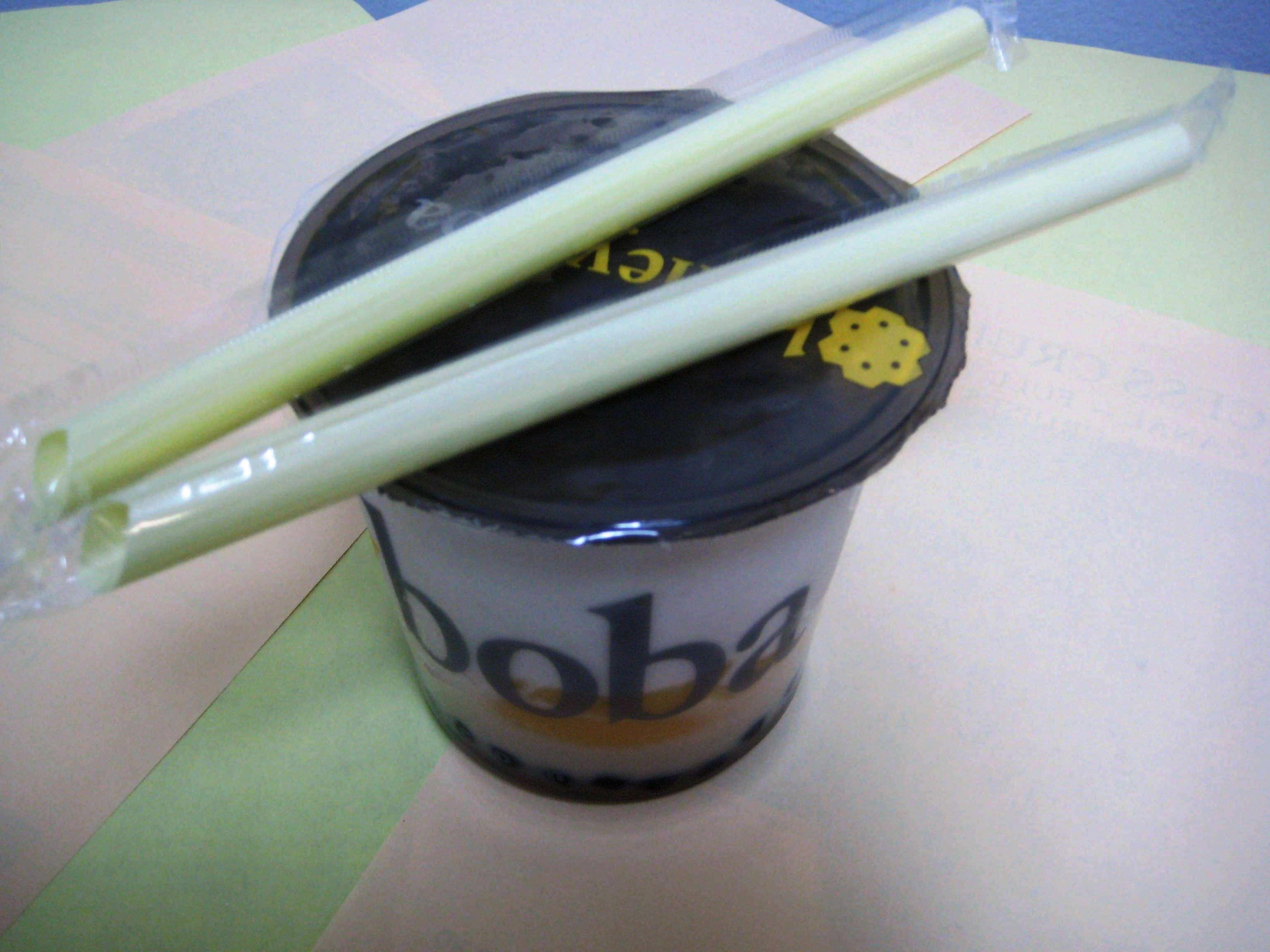 A brief history of boba