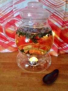 Dharlene tea leaves