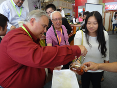The world of tea comes to Xiamen