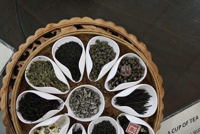 tea in a coffee world
