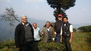 Rajiv Tribute tea group
