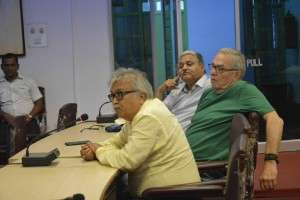 Rajiv discussion tribute