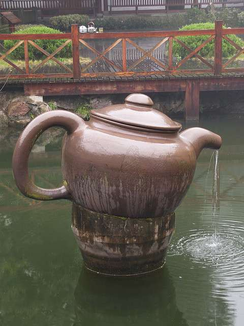 The tea boat to China