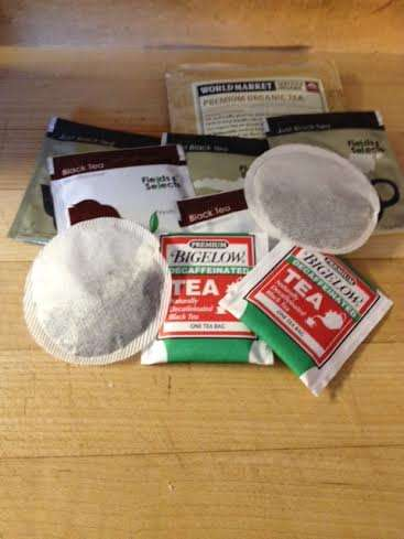 Teabags: the gateway brew