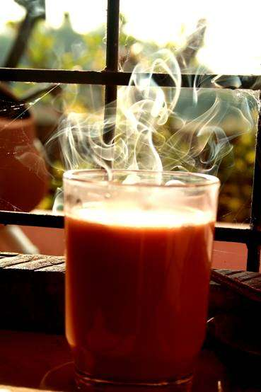 Blast from the Past: Summer and Tea…To Drink Hot or Not?