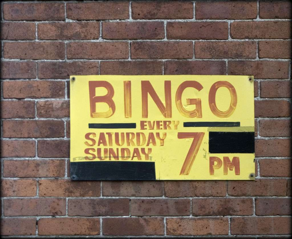 Tea Time and Bingo: Britain's Favorite Pastimes