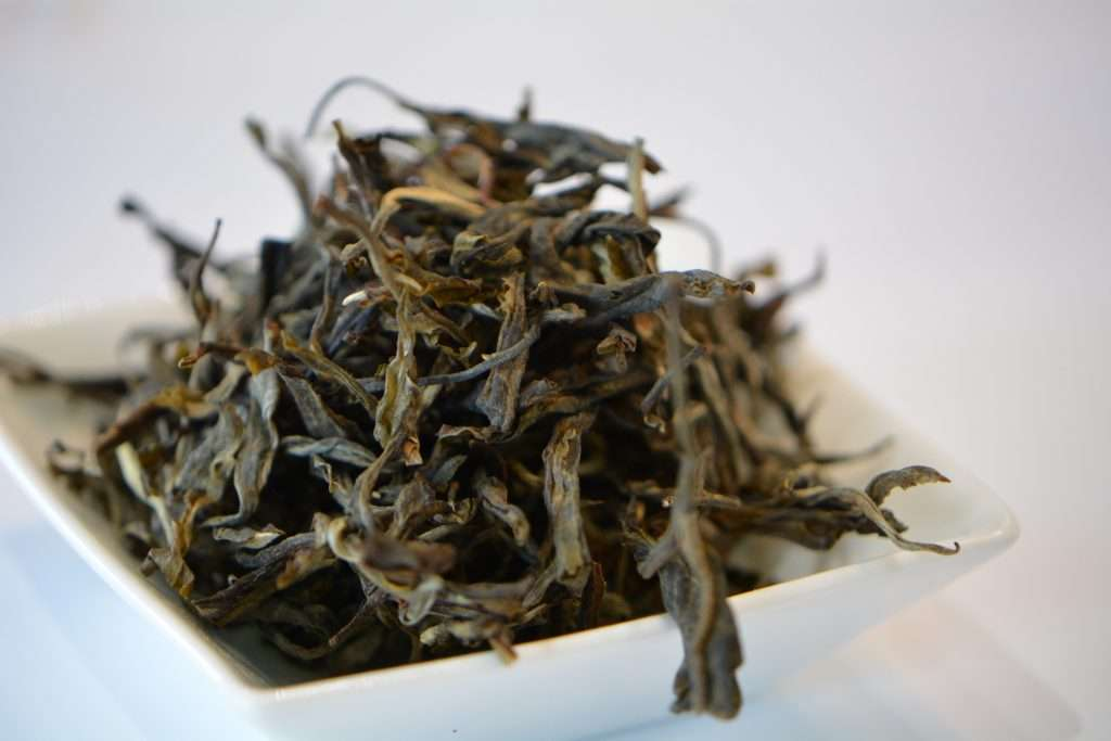 Ancient Pu Erh loose