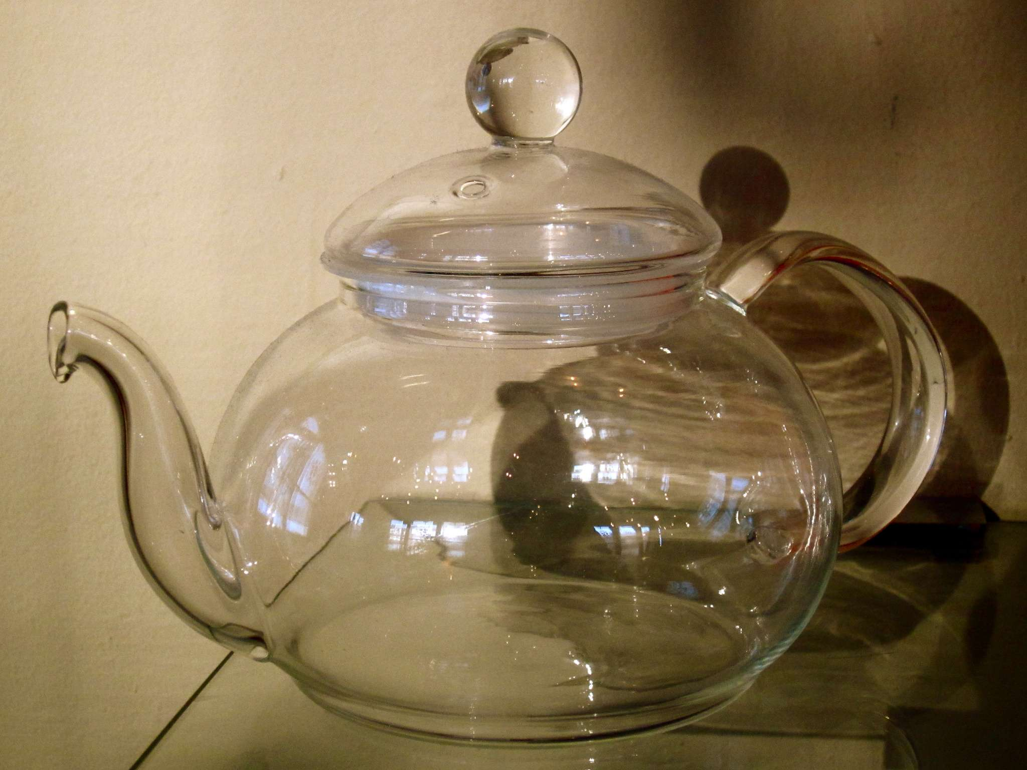 What do Teapots Have in Common with McDonald's?