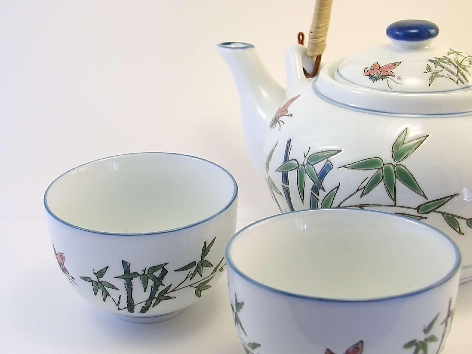 Memories of Tea