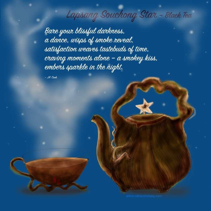 Lapsang Souchong Star – Black Tea