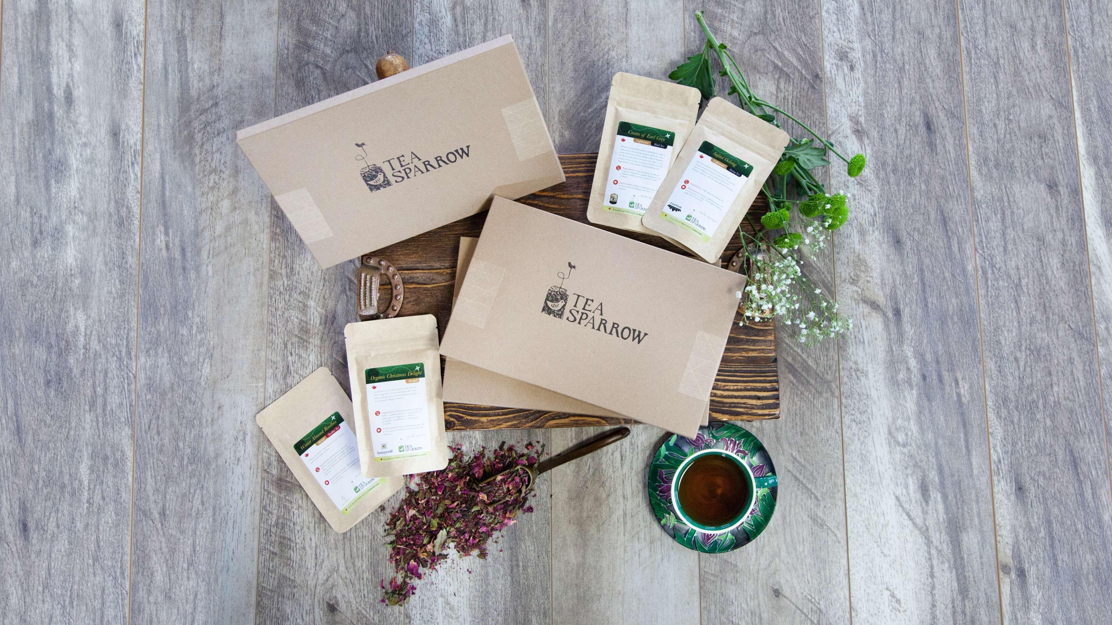 Review: Tea Sparrow