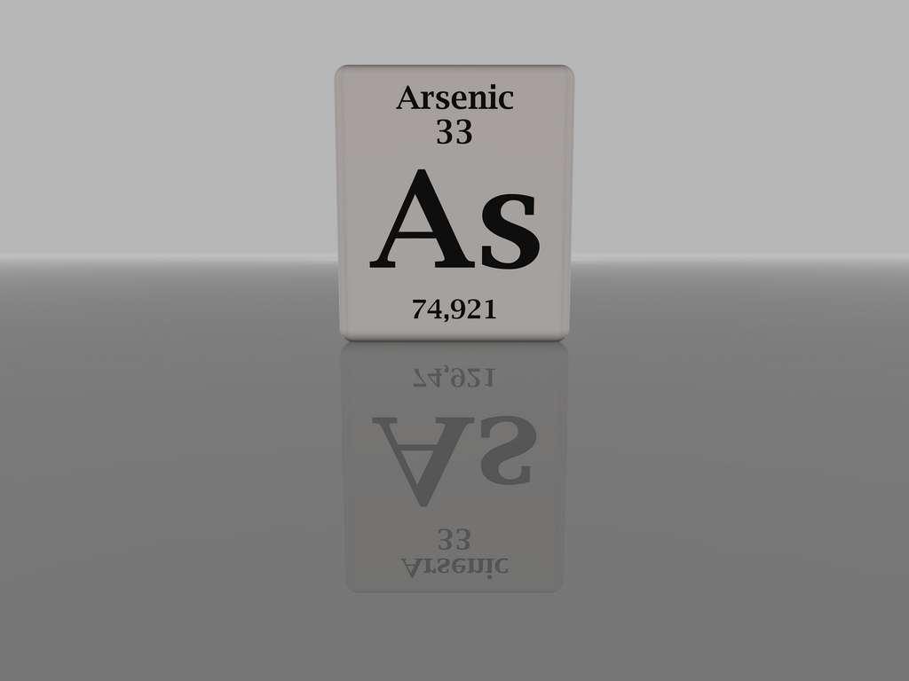 No Detectable Arsenic!