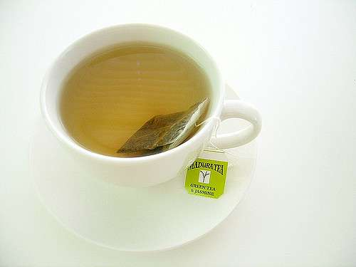 Blast From the Past: Theoretical Tea