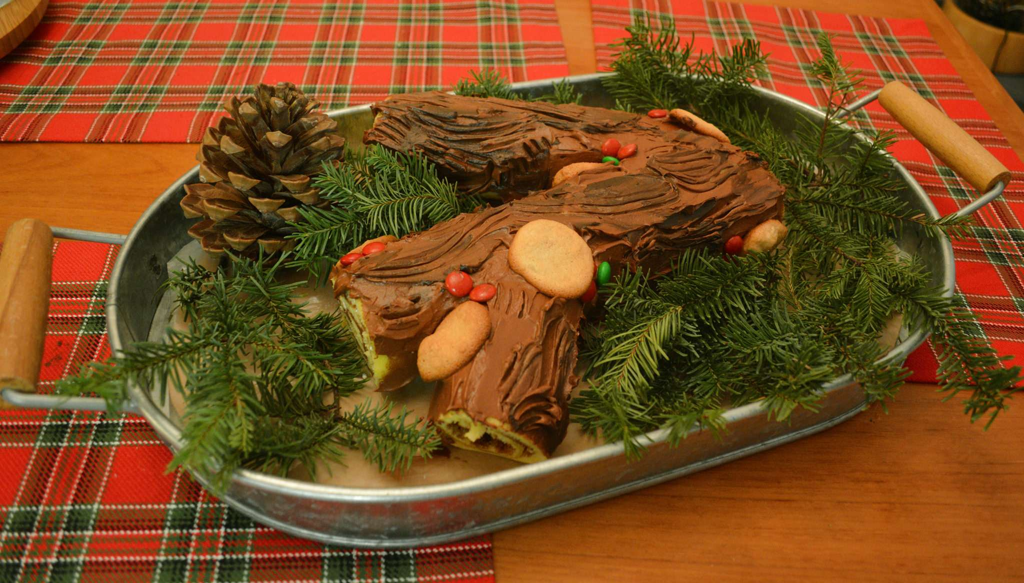 Holiday Tea Desserts
