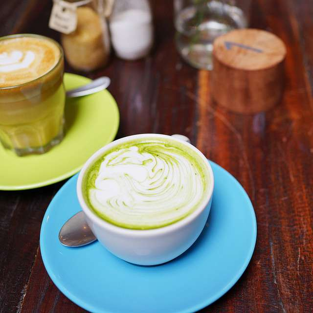 How To Make a Tasty Green Tea Latte