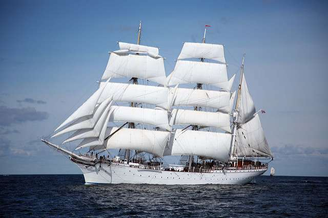 Blast From the Past: The Era of the Clipper Ship