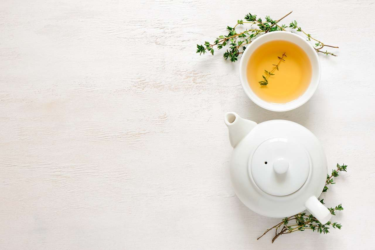 Drinking Tea as Part of Your 2018 Healthy Lifestyle Plan