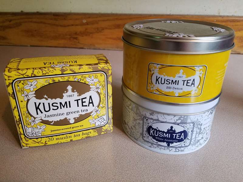 Review: Kusmi Tea