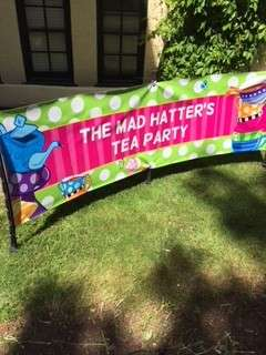 The Mad Hatter's Tea Party – Everything But Tea!