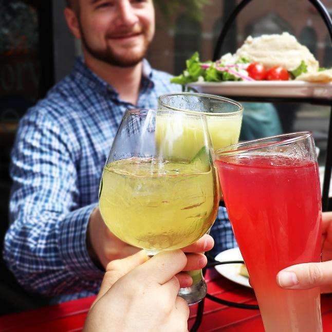 Relax With Easy Summer Tea Cocktails