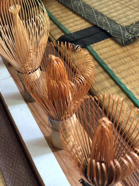 The Bamboo Whisk With a 500-Year History – Part One