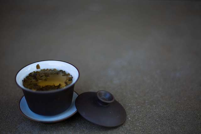 Blast From the Past: Tea as a productivity ritual