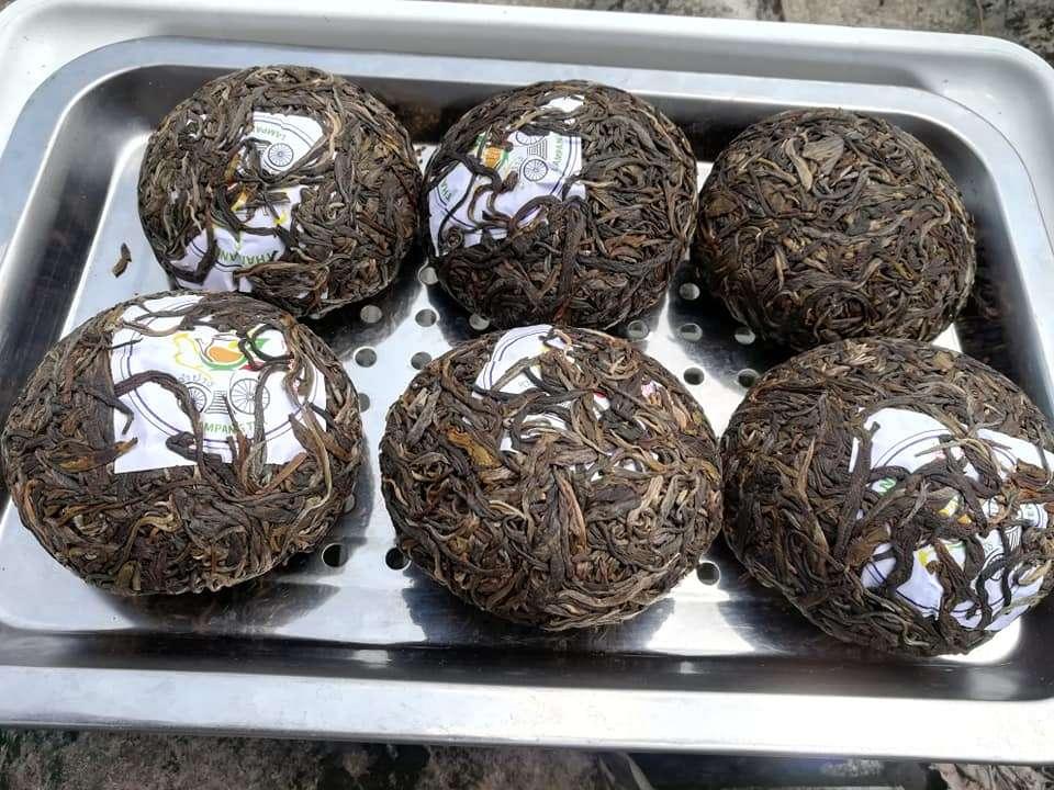 Pu'er-Like Teas From Southeast Asia – Part 2