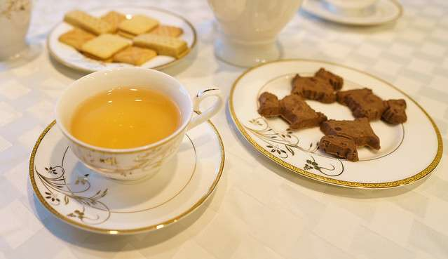 Blast From the Past: Exclusive Tea Party Ideas
