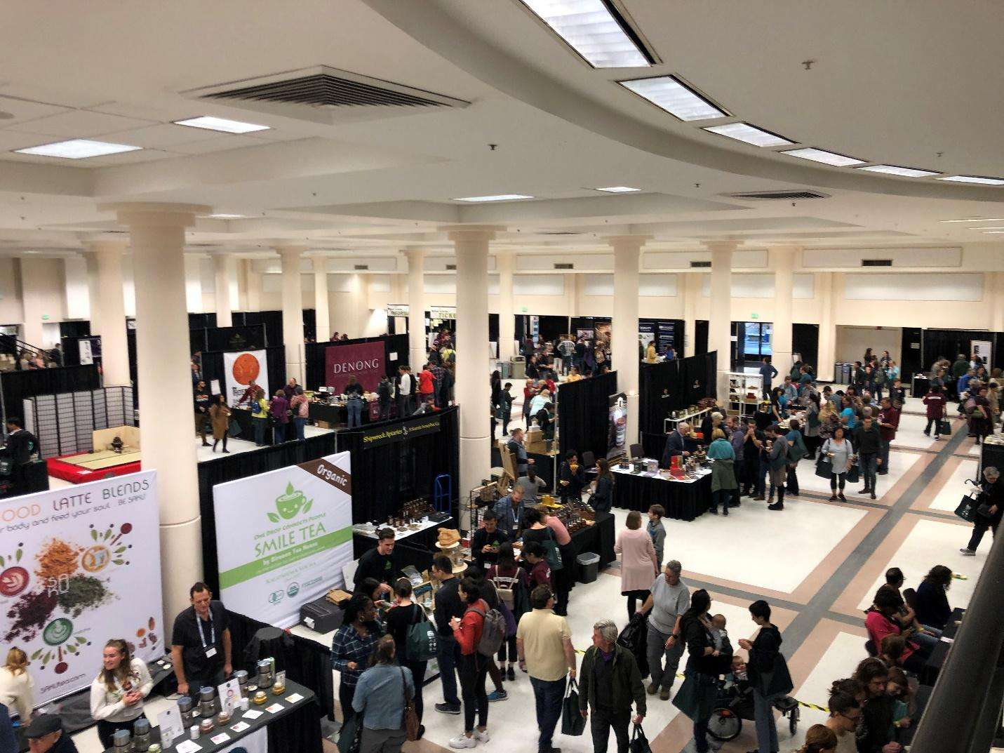 NW Tea Festival Seattle 2019 – What it is Like to be a Vendor at a Famous Expo – Part 2