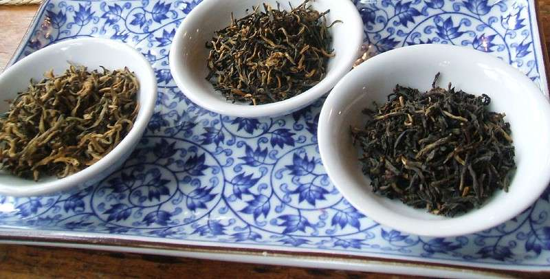 Tuesdays With Norwood, Re-Steeped: The Treasury, Teas of China – Introduction, & Green Tea (Lu-Cha): Eyebrow and Gunpowder