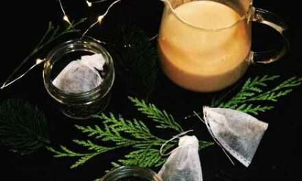 """Homemade Tea Gifts in Jars (Chai Spice """"Kit"""")"""